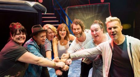 Filmska adaptacija mjuzikla o bandu 'Take That' u produkcijskoj fazi