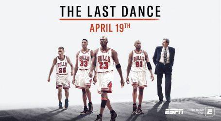 "Netflix počeo prikazivati serijal o Michaelu Jordanu ""The Last Dance"""