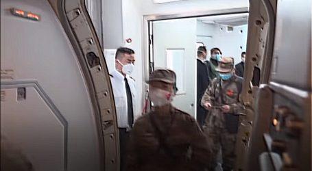Vojno medicinsko osoblje napustilo Wuhan