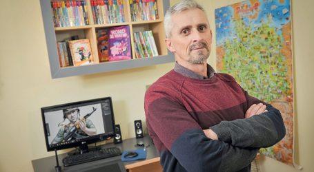 NIKO BARUN: Kako sam postao autor s najviše posuđenih knjiga u Hrvatskoj