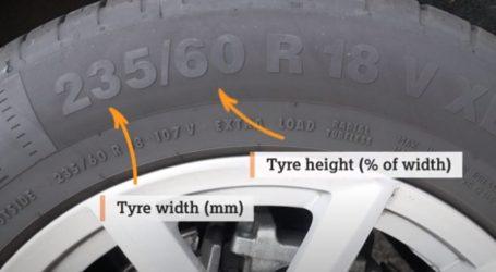 Zimske automobilske gume čuvajte u sigurnim uvjetima