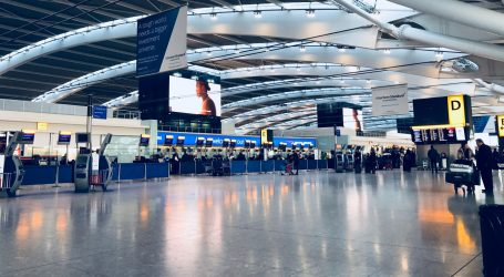 Najprometnija europska zračna luka zatvara pistu zbog smanjenog broja letova