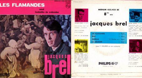 Jacques Brel – umjetnik koji je privlačio fatalnom destruktivnošću