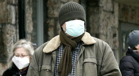 Koronavirus se može prenijeti jedan do tri dana prije pojave simptoma