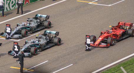 Formula 1: Otkazana i VN Francuske