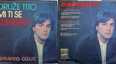 Legendarna Čolina singlica stigla je nekoliko dana prije Titove smrti
