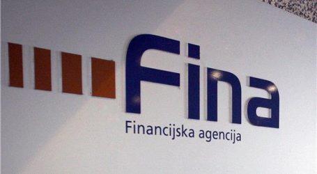Fina: Prestanak ovrhe na novčanim sredstvima fizičkih osoba