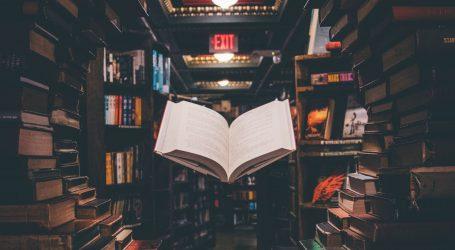 """Noć knjige 23. travnja u virtualnom svijetu uz poruku """"S knjigom nisi izoliran!"""""""