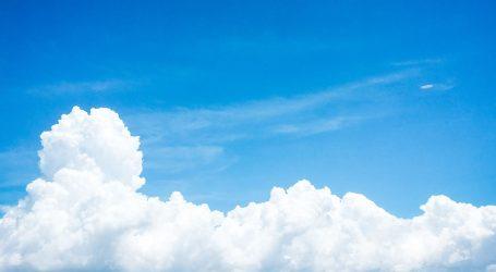 Djelomice sunačno uz naoblaku i vjetrovito, sutra dolazi pogoršanje vremena