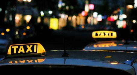 'Sveta' pravila ponašanja u taksiju u doba koronavirusa