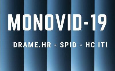 KAZALIŠTE U DOBA KORONAVIRUSA: Monovid-19 novi odgovor kazališne zajednice na krizu