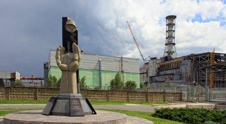 Šumski požar blizu Černobila izazvao povećanje radioaktivnosti
