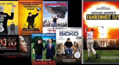 Michael Moore napunio 66 godina, i dalje je utjecajan politički dokumentarist