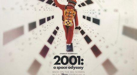 """""""2001.: Odiseja u svemiru"""" prvi put je prikazana 2. travnja 1968. godine"""