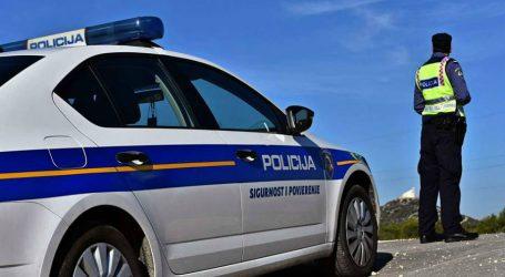 Podignuta optužnica protiv vozačice koja je u Gospiću pregazila policajca i pobjegla
