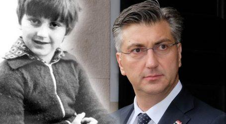 Danas 50. rođendan slavi hrvatski premijer Andrej Plenković