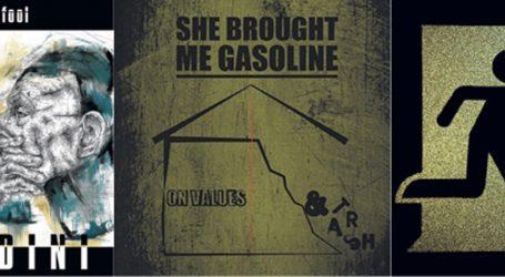 GLAZBENE RECENZIJE: Dodger Artfool, She Brought Me Gasoline, Kevlar Bikini