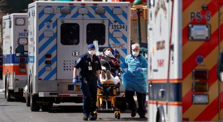 """S opterećenim bolnicama, SAD ulazi u """"tjedan vrhunca smrti"""" od covida-19"""