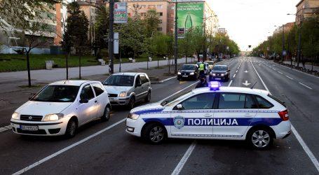 U Srbiji počeo 84-satni policijski sat