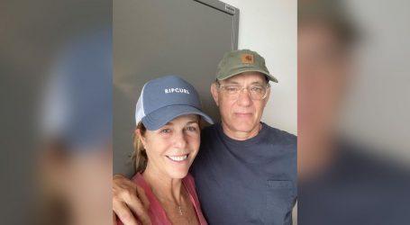 GODIŠNJICA BRAKA: Uvijek optimistični Tom i Rita
