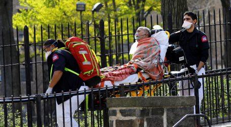 Novi rekordni broj umrlih u državi New York, ali stanje se stabilizira