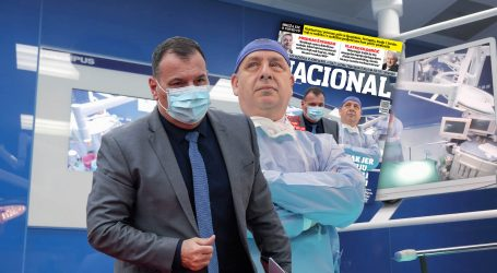 EKSKLUZIVNO Što je sve ugrozio šef Vinogradske bolnice jer nije htio u samoizolaciju nakon što su se razboljeli njegovi suradnici