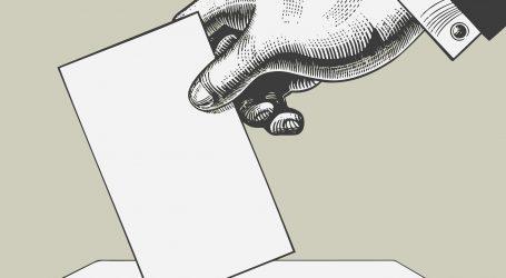 """GONG: """"Vrijeme je za dopisno glasanje, ne treba se birati između zdravlja i biračkog prava"""""""