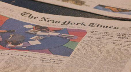 SKANDAL U NAJUTJECAJNIJEM AMERIČKOM LISTU: NY Times je izgubio ugled ispravljajući nepravde prema crncima