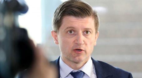 """Marić: """"Prihodi proračuna u prvih deset dana travnja na trećini prošlogodišnjih"""""""