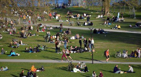 Istraživanje pokazalo da je Švedska daleko od kolektivnog imuniteta