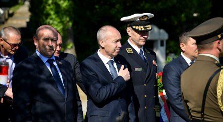 MORH: Obilježena 22. godišnjica smrti ratnog ministra obrane Gojka Šuška