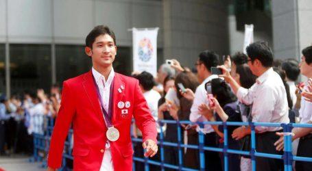 Japanski olimpijac odbio sponzore i raznosi hranu biciklom