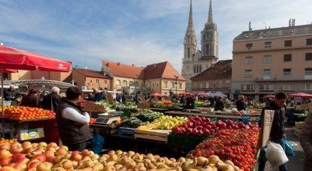 Kreće novo radno vrijeme zagrebačkih tržnica