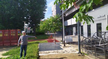 Juričan o 'terasizaciji': Uništavaju se zagrebački parkovi zbog ugostitelja