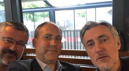 Bivši premijer Orešković sastao sa Škorom, počela nagađanja o mogućoj suradnji