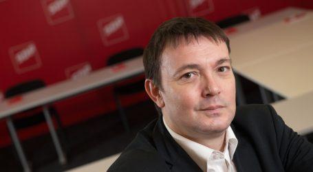 """ARSEN BAUK: """"Nemam namjeru aktivno sudjelovati u razgovorima o kandidatu za zagrebačkog gradonačelnika"""""""