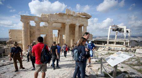 Akropola u Ateni otvorena za posjetitelje
