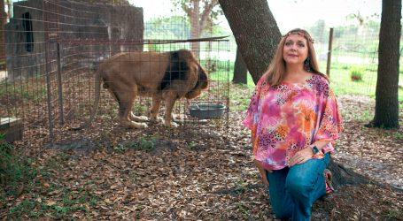 """Carole Baskin, zvijezda serije """"Tiger King"""", na prevaru uvučena u intervju"""