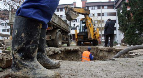 Novi Zagreb djelomično bez grijanja i tople vode