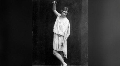 Isadora Duncan smatra se majkom suvremenog plesa