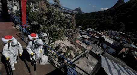 Brazil: Koronavirus donijeli bogati, sada kosi siromašne