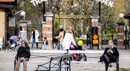 """Švedska tvrdi da je epidemija koronavirusa """"pod kontrolom"""""""
