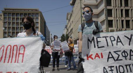 Grčki radnici oglušili se o zabranu okupljanja na Praznik rada