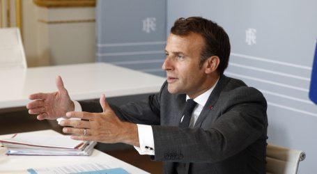 Elizejska palača: Macron i Merkel za zajednički europski odgovor na covid