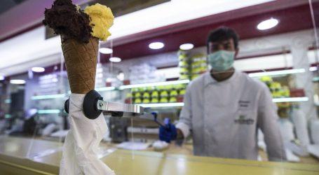 Talijani prilagodili sladoled vremenu korone