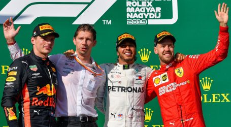 Lewis Hamilton najbogatiji aktivni britanski sportaš