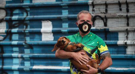 Brazil po broju potvrđenih slučajeva zaraze koronavirusom pretekao Njemačku