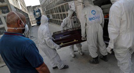 Broj mrtvih u pandemiji koronavirusa premašio 300.000