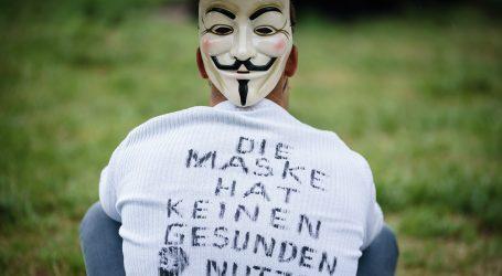U Njemačkoj održano nekoliko prosvjeda protiv mjera ograničenja zbog koronavirusa