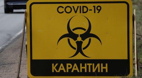 U Rusiji četvrti dan zaredom više od 10.000 zaraženih